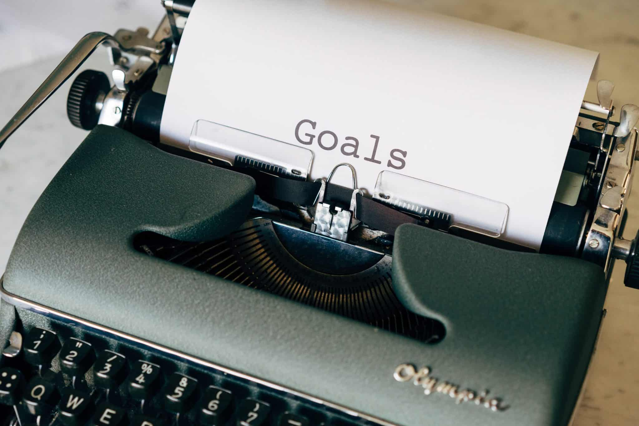Understand your event goals