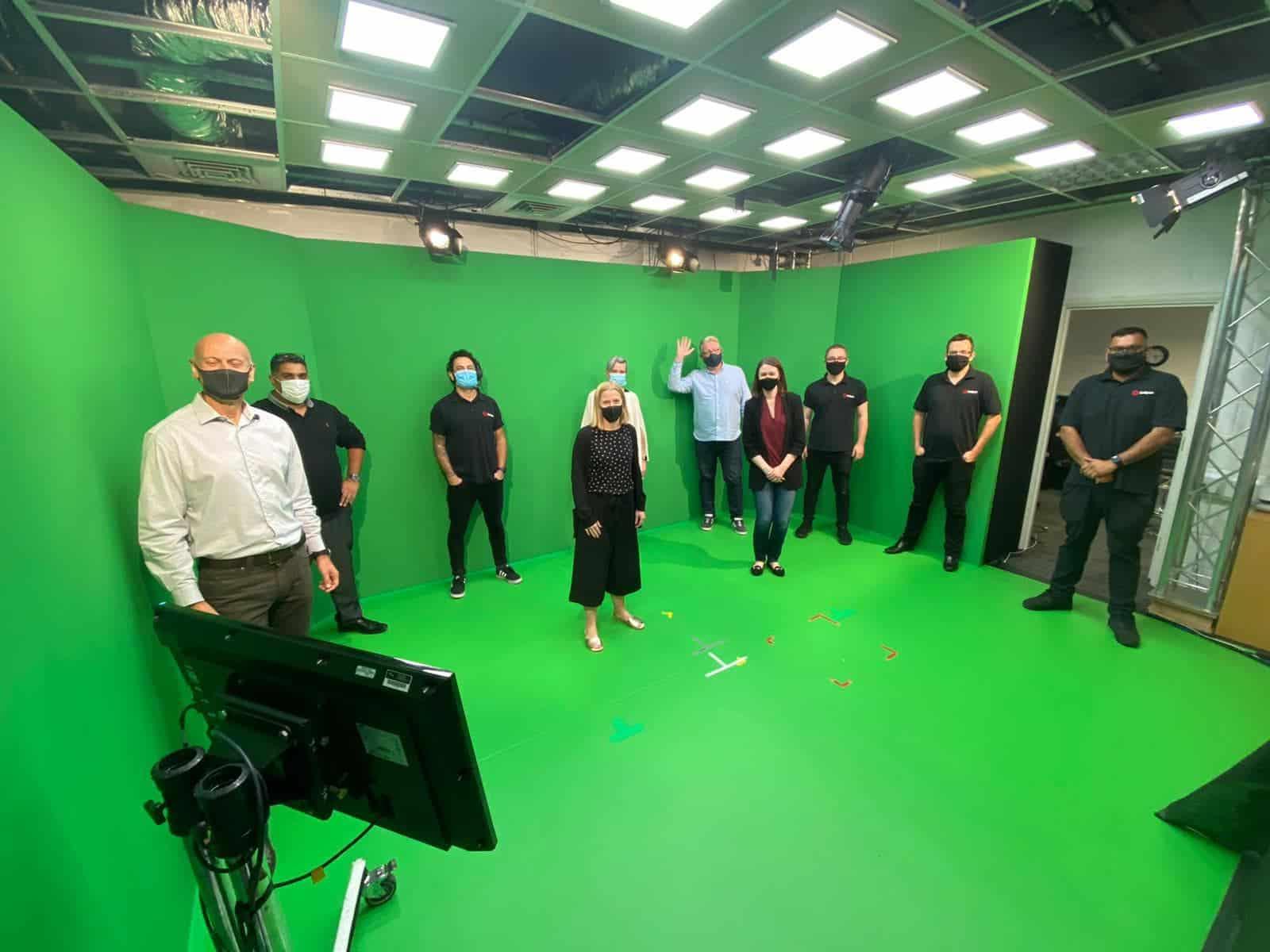 Team Eclipse - Virtual Event Studio