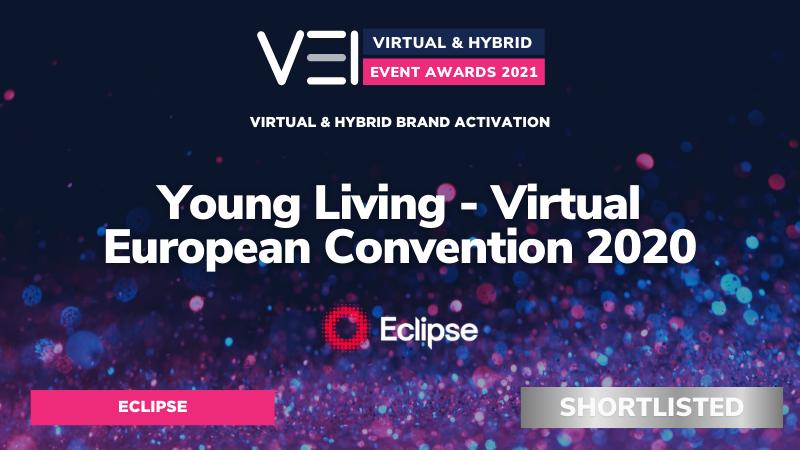 VEI Awards Young Living